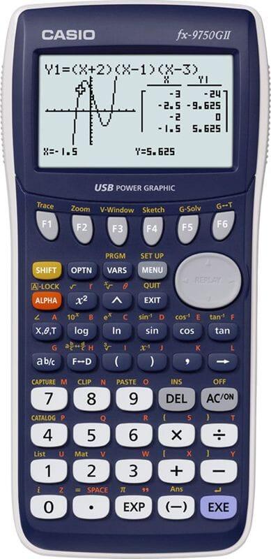 videregående kalkulator